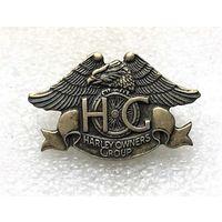 Знак владельцев Харлеев HARLEY OWNERS GROUP