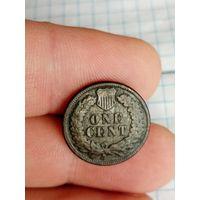 1 цент 1888 года