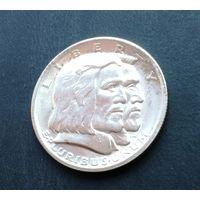 США, 1/2 доллара 1936 LONG ISLAND