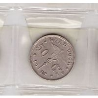 50 сантимов 1932 Бельгия (BELGIE). Возможен обмен