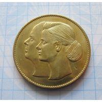 Настольная медаль Нидерланды