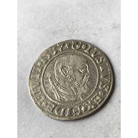 Грош 1537г