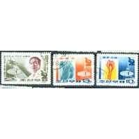 КНДР 1963 серия 3м гаш