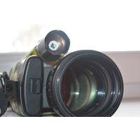 Прибор ночного наблюдения ПН-4 Беломо + инфракрасный фонарь с зумом