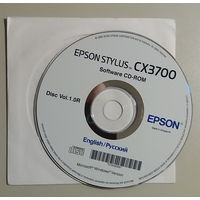 Диск Epson Stylus CX3700