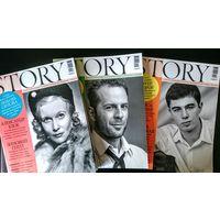 Журнал Story (номера за 2011 год - 9 шт.)