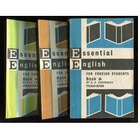 Учебник английского языка Эккерсли. Essential English. Русская версия. Тома 2, 3, 4.