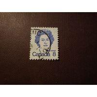 Канада 1973 г.Королева Елизавета II.
