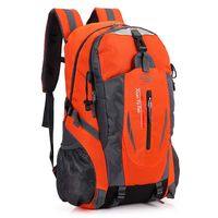 Рюкзак на 40 литров ораньжевый