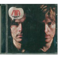 CD AIR - Everybody Hertz (2002) House, Downtempo, Synth-pop