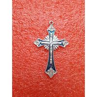 Крестик каталический большой