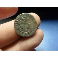 Полугрош 1518 г. ВКЛ Жигимонт Старый (5)