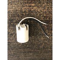 Патрон для ламп, E14, керамический.