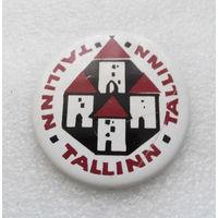 Таллин. Tallin. Эстония. Города Прибалтики #1283-CP22
