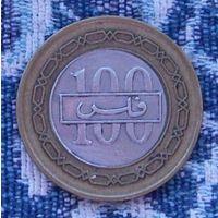 Бахрейн 100 филсов 1992 года R. Подписывайтесь! Много новых лотов в продаже!!!