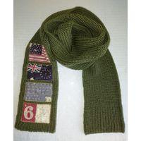 Ralph Lauren шарф 100% шерсть