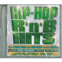 2CD Hip Hop R'n'B hits 2008