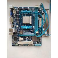 FM2 Gigabyte GA-F2A55M-HD2 (rev. 1.0)+AMD A4-5300