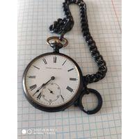 Карманные часы Georges Favre Jacot.