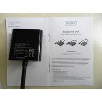 Конвертер VGA