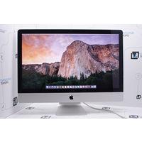 "27"" Apple iMac (Mid-2011) на Core i5 (16Gb, 250Gb SSD, IPS 2K). Гарантия"