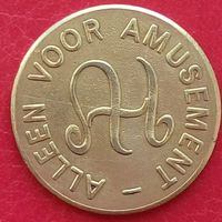 Игровой токен Allen Voon (Нидерланды)