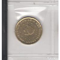 20 евроцентов 2000 Нидерланды. Возможен обмен