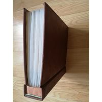 Альбом для почтовых карточек, открыток, конвертов ! с 1 руб!