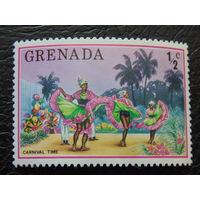 Гренада. Время карнавала.