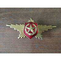 Знак МО РФ Рота почётного караула (РПК) Общевойсковая