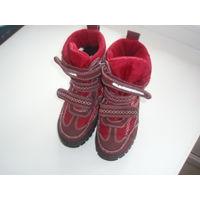 Ботинки для девочки , размер 30