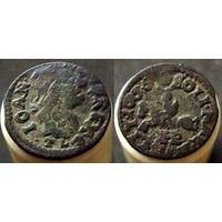 Боратинка 1666, м.дв. Брест, коллекционное состояние