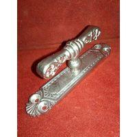 Ручка для окошка или шкафчика небольшая СССР