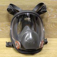Полнолицевая маска, респиратор 3М