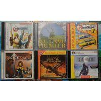 Домашняя коллекция игровых дисков ЛОТ-1