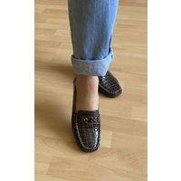 Туфли лоферы мягкие удобные