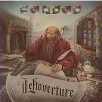 Kansas, Leftoverture, LP 1976