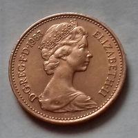1 пенни, Великобритания 1983 г.