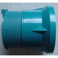 Воздуховод для кулера синий