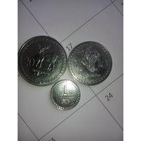 Сборный лот Грузинских монет