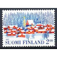 1997 Финляндия. Рождество