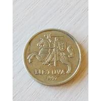 Литва 20 центов 1997г.