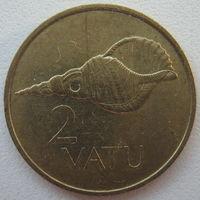 Вануату 2 вату 1990 г.