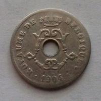 10 сантимов, Бельгия 1904 г.
