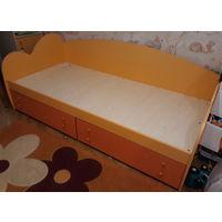 Детская кровать серии МИА, Софтформ