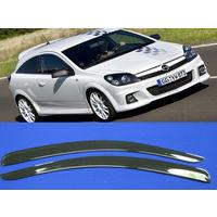 Ветровики Opel Astra- H 2 шт