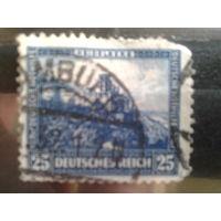 Германия 1932 крепость Лихтеншейн Михель-24,0 евро гаш