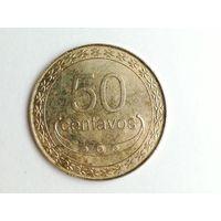 50 сентаво 2004 года. Восточный Тимор. Монета А2-1-7