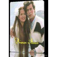 Первая любовь / Primer amor. Весь сериал (165 серий). В гл. ролях Гресия Кольменарес и Габриэль Коррадо. (Аргентина-Испания, 1992) Скриншоты внутри