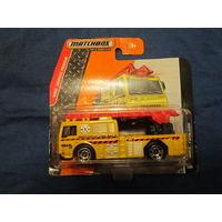 Машинка пожарная . МЧС . Mattel